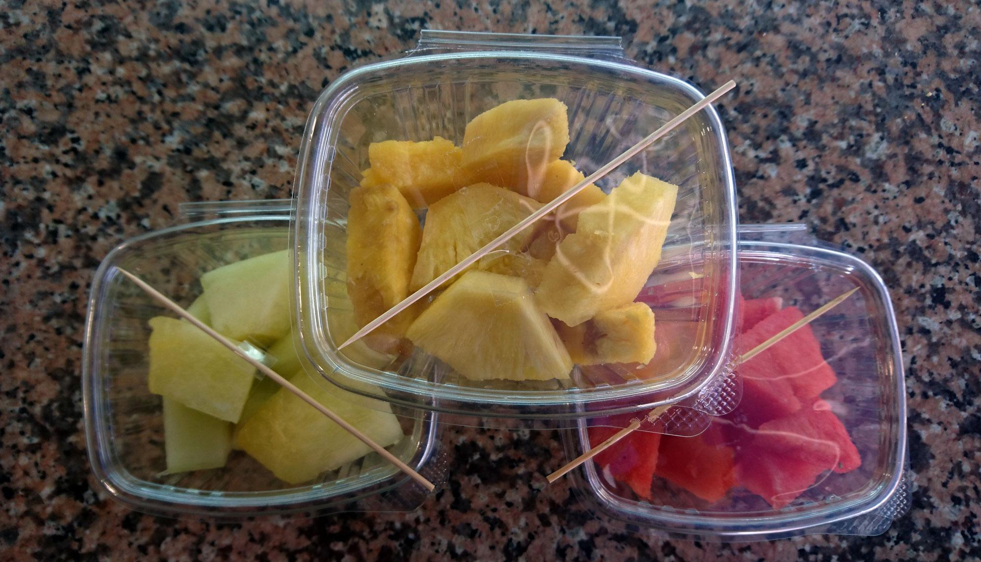 Melon - Piña - Sandía