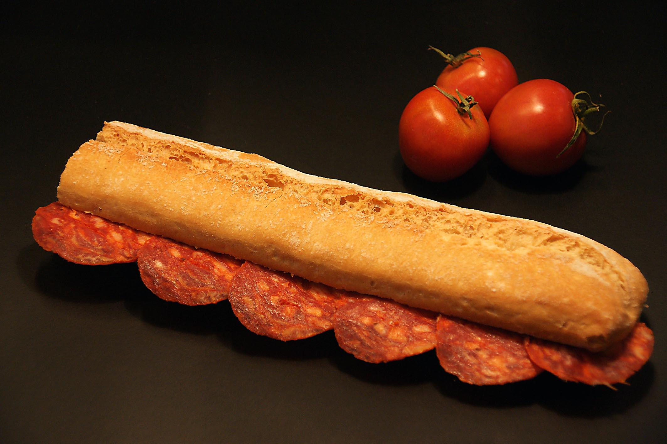 12 Chorizo Ibérico